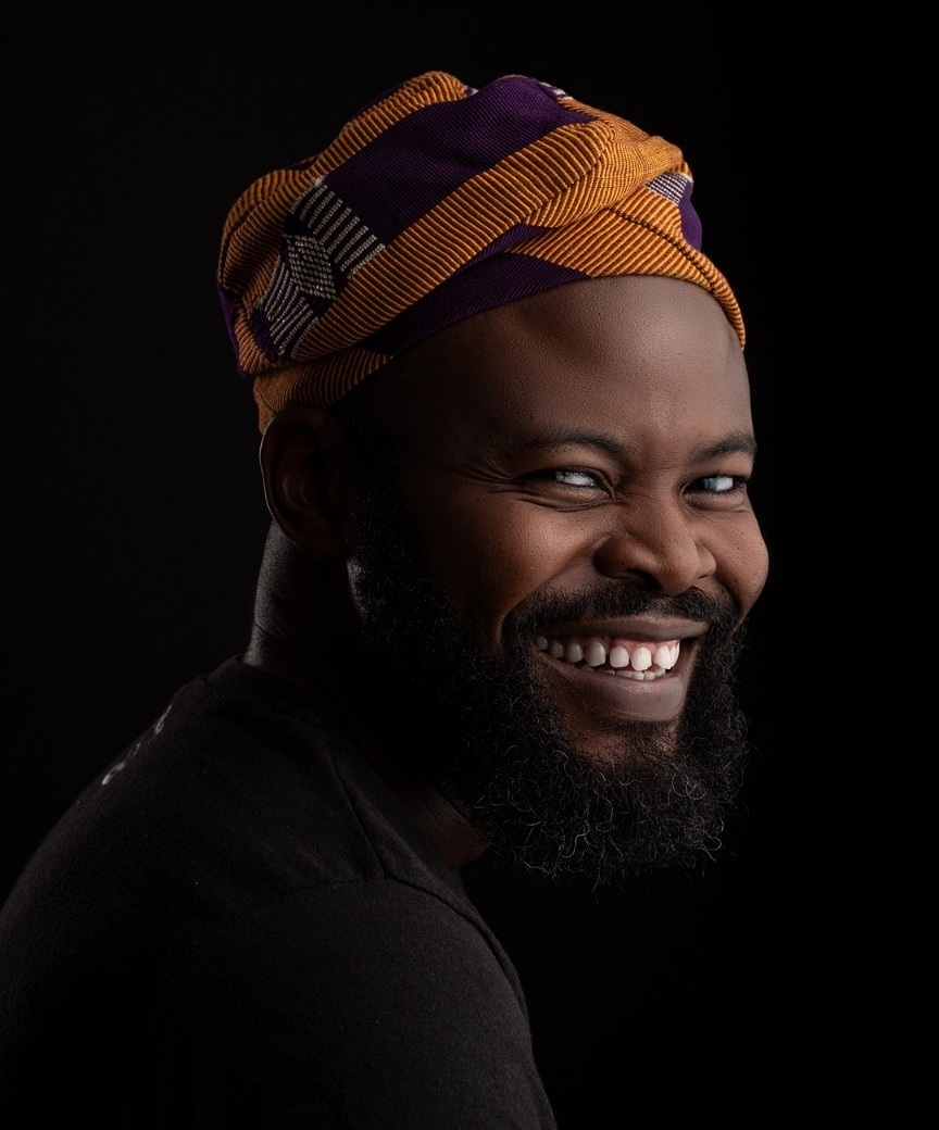 Tope Alake is a Nigerian filmmaker that distinguished himself with details and made one of the best films of the decade, 'Picture Perfect'. [image faculty studio]