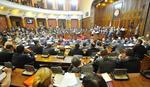 Sutra rasplet o novom rasporedu sedenja poslanika DS i SNS