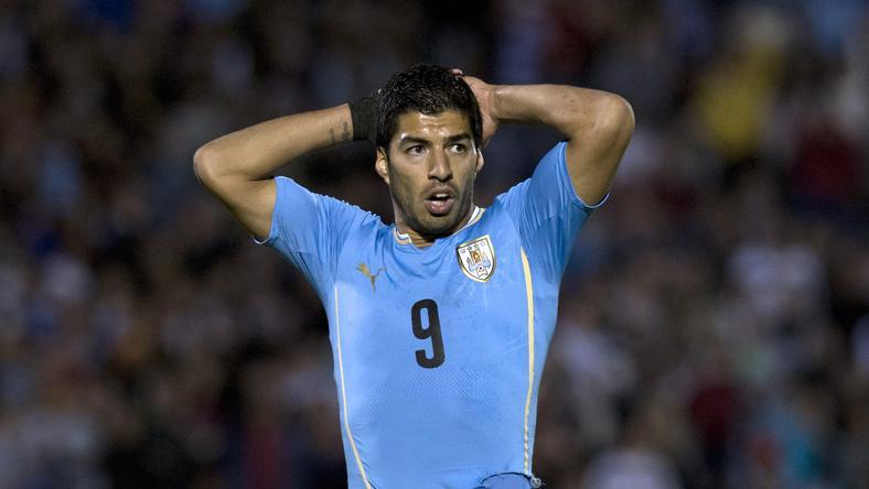 Luis Suárez gyászolja a rákban elhunyt gyúrót / Fotó: AFP