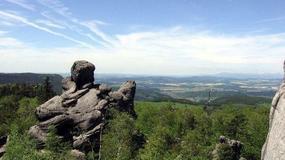 Polska - Góry Stołowe