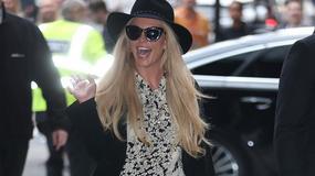 Britney Spears dawno nie była tak radosna