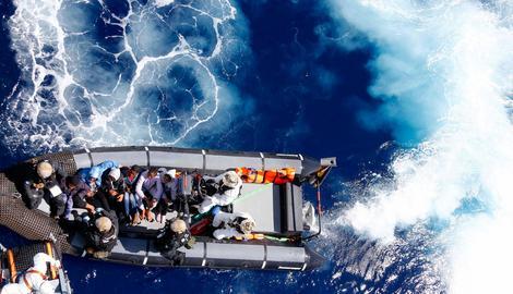 Spaseno 19 migranata iz kanala La Manš