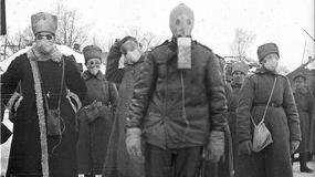 Rosyjskie testy masek przeciwgazowych