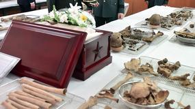 Korea Płd. przekazuje szczątki chińskich żołnierzy