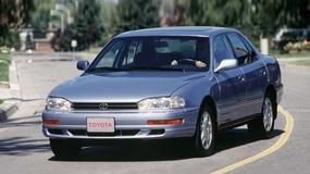 Historia Toyoty Camry – które modele pamiętają Polacy?