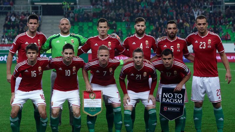A magyar csapat játékosai saját nevükkel és arcmásukkal szerepelnek majd a programban / Fotó: AFP