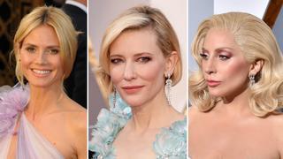Oscary 2016: Najpiękniejsze fryzury