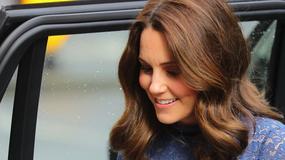 Ciężarna księżna Kate Middleton na spotkaniu z dziećmi. Rodzi lada moment