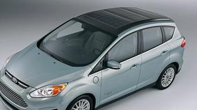 Słoneczny Ford C-Max