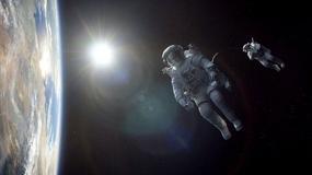 """[Blu-ray] """"Grawitacja"""": pierwszy krok w kosmos - recenzja"""