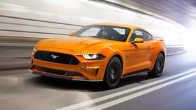 Ford Mustang z nową twarzą