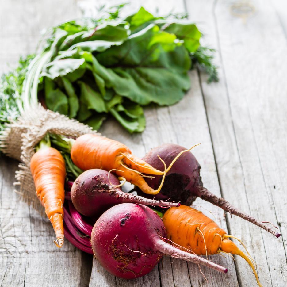 Warzywa z uprawy organicznej