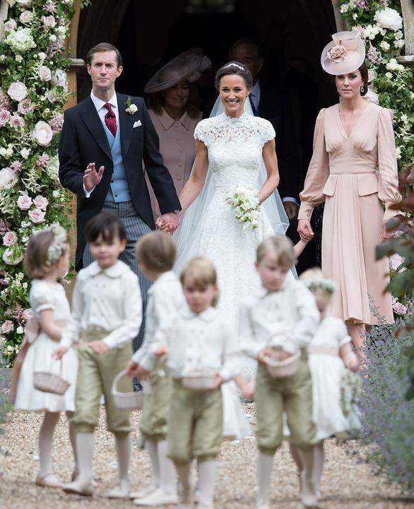 Pippa esküvője.