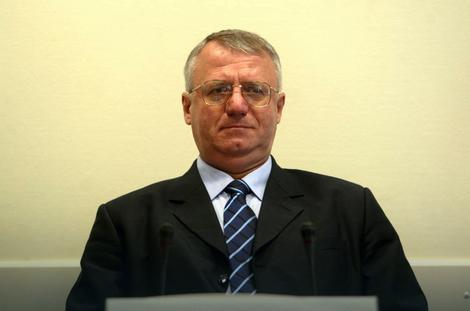 Ambicije: Šešelj planira da vrati Srpsku radikalnu stranku u politički život