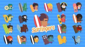 Surfingers - recenzja. Kolejna wciągająca gra z Polski