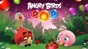 Angry Birds POP – recenzja. Ptaki strzelają do baniek