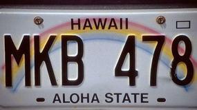 USA - Hawaje, Maui i Hawaii