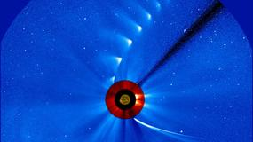 Szczątki komety ISON spadną na Ziemię?