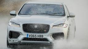 Jaguar F-Pace - SUV dla aktywnych lordów