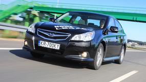 Subaru Legacy 2.0 - typ dla leniwych