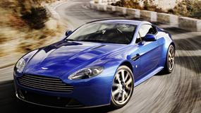 Aston Martin V8 Vantage S: błękitna krew