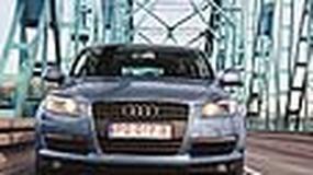 Audi Q7 3.0 TDI - Autostradowa terenówka