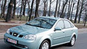 Chevrolet Lacetti - Zamiast Nubiry