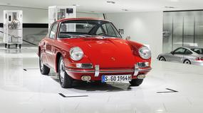 Porsche 911 (901) z 1964 roku - ze stodoły do muzeum