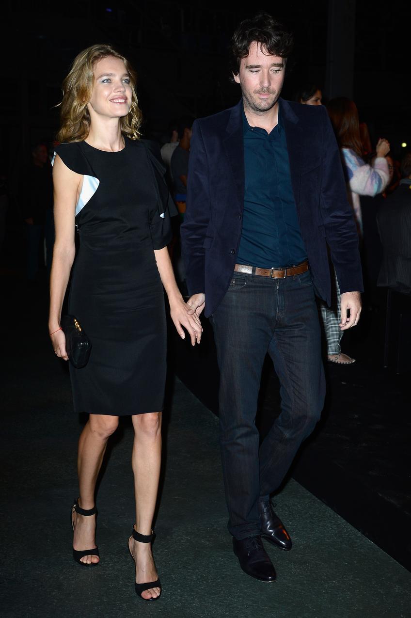 Natalia Vodianova i Antoine Arnault