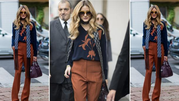 Best look: Olivia Palermo w stroju od Max&Co.