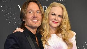 Czarująca Nicole Kidman z mężem na rozdaniu nagród. Prezentują się zjawiskowo!