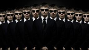 Prawdziwi faceci w czerni