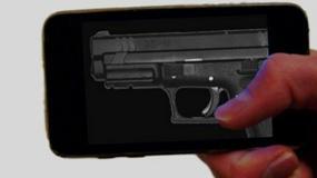 Niecodzienne groźby z bronią w ręku