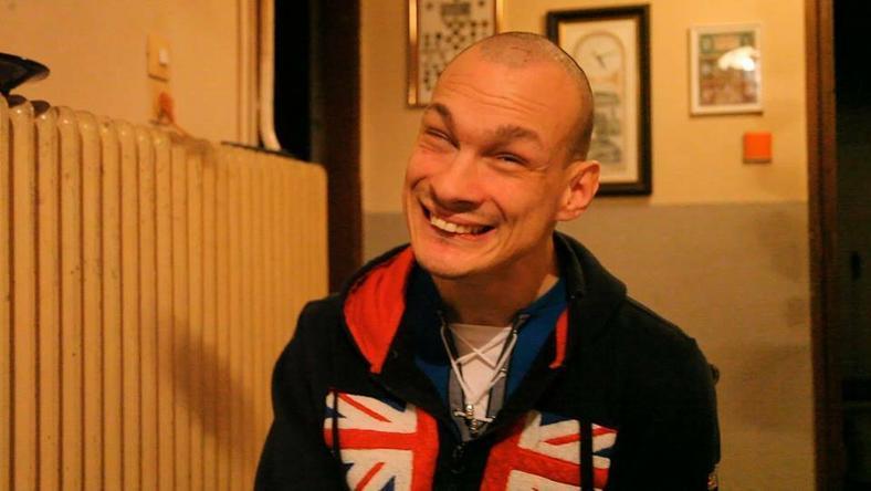 Gábor lakótársa 125 forintból vásárolta meg a férfi vacsoráját - egy kis szelet füstölt kolbászt / Fotó: Facebook