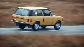 Powrót do żywych – Range Rover z 1978 r.