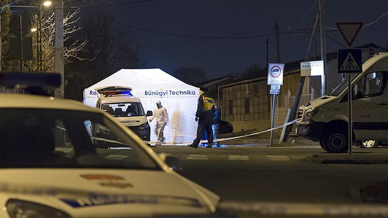 Halálra szurkálta a BMW-s gyilkos az áldozatot / Fotó: MTi Lakatos Péter