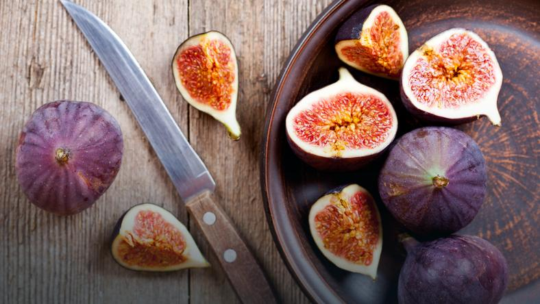Figi świetnie obniżają cholesterol