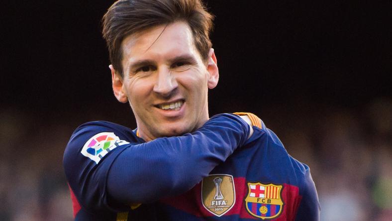 """Lionel Messi legfeljebb a vételár miatt nem lehet teljesen boldog, de ismét """"legyőzte"""" nagy riválisát / Fotó: EUROPRESS-GETTY IMAGES"""