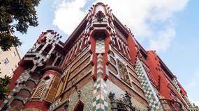 Casa Vicens - pierwszy dom projektu Antonio Gaudiego udostępniony zwiedzającym