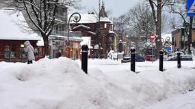 Zima dotarła do Polski. Opady śniegu zaskoczyły kierowców