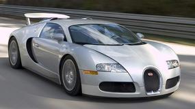 Bugatti Veyron –  do kupienia od ręki