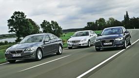 BMW 520d kontra Mercedes E 220 CDI i Audi A6 2.0 TDI: sprawdzamy oszczędne superdiesle