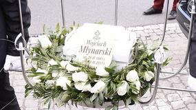 Wojciech Młynarski pochowany w Alei Zasłużonych na warszawskich Powązkach