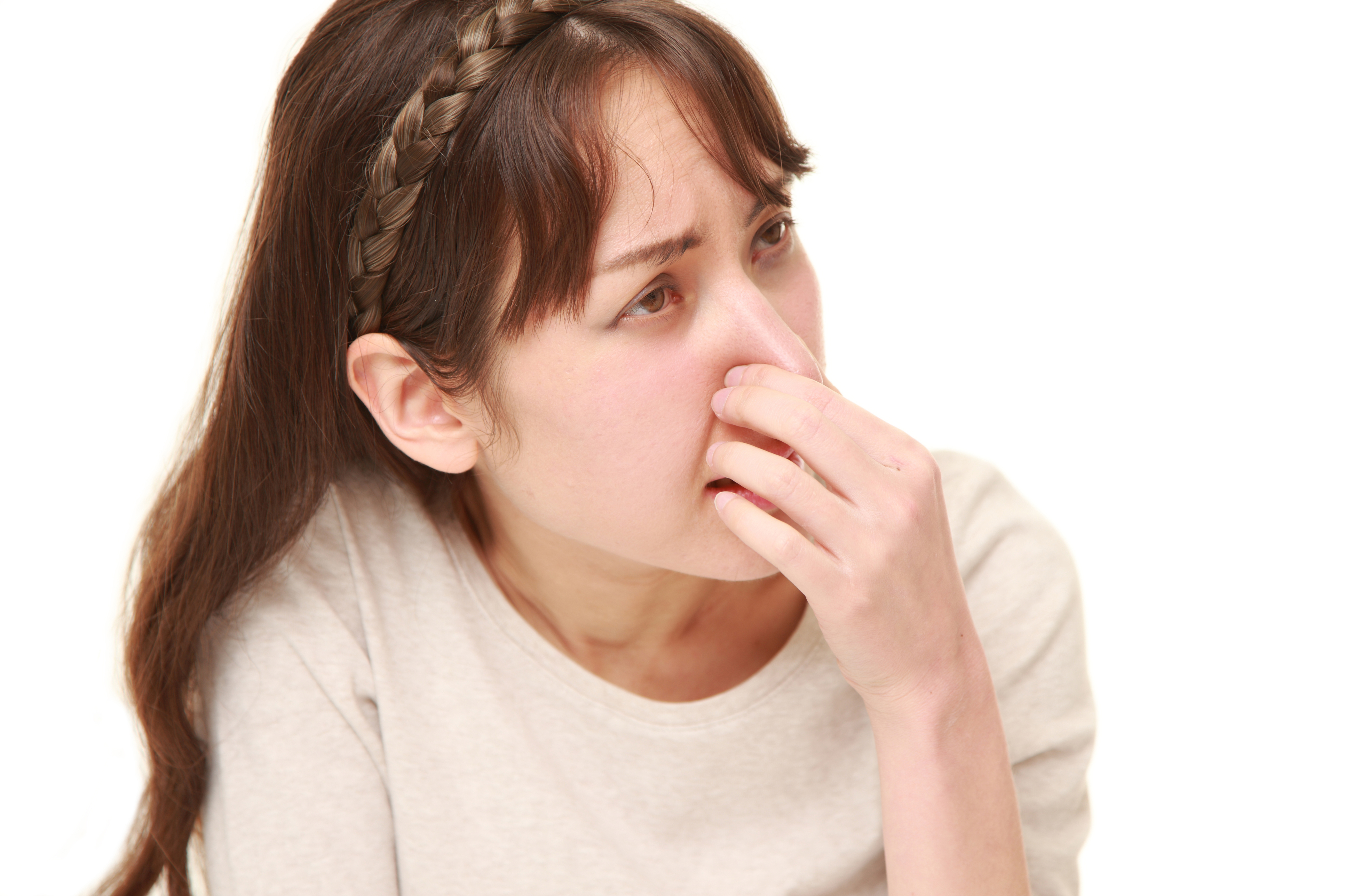 rossz szagom van