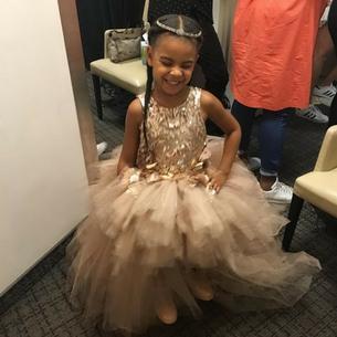 4-letnia córeczka Beyonce zadała szyku w kreacji wartej 40 tys. złotych