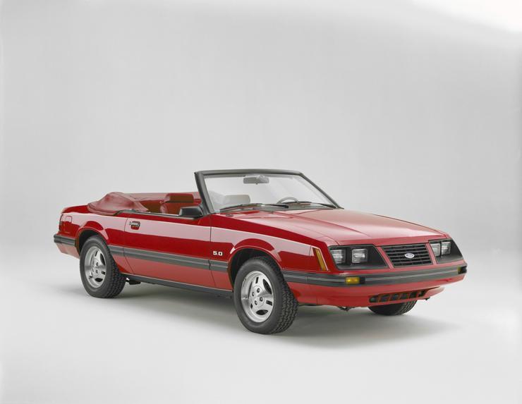 1983 Mustang-MTI AP Ford