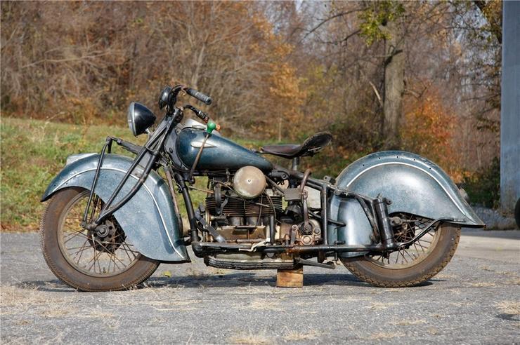Kolekcja Historycznych Motocykli Na Sprzedaż Moto