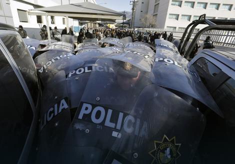 Meksiko se bori protiv droge