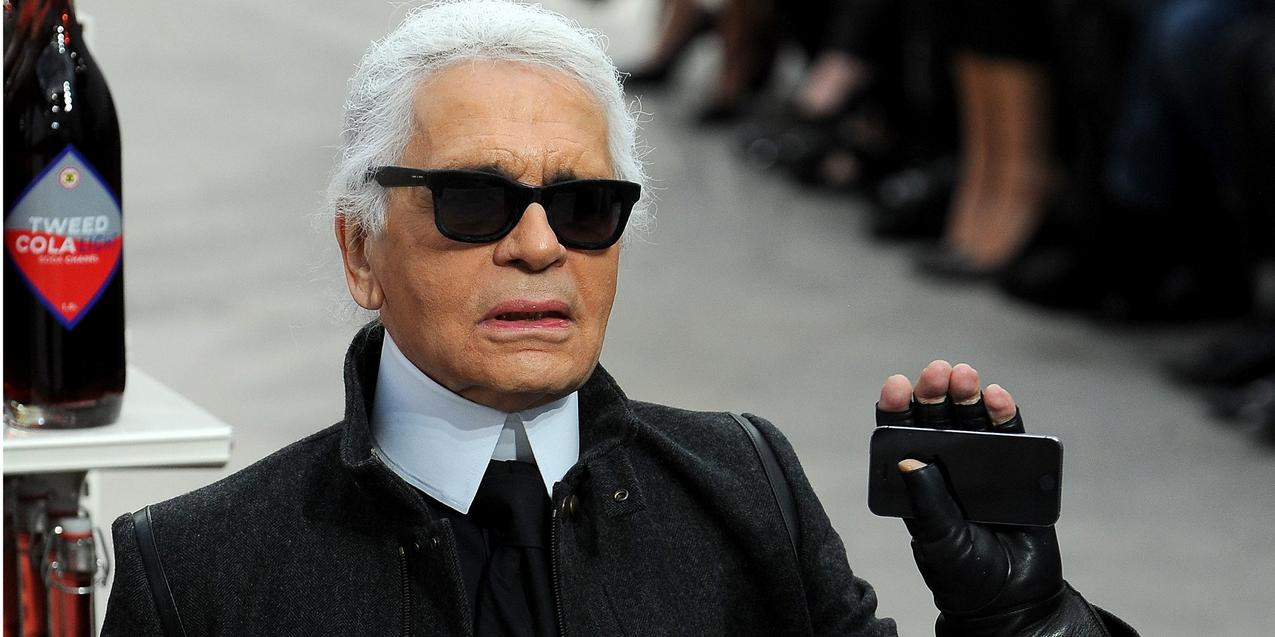 Karl Lagerfeld / Getty Images