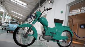Ryś - pierwszy polski motorower